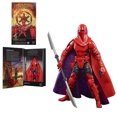 PRE-ORDER - Hasbro: Star Wars (The Black Series), Kir Kanos Figure