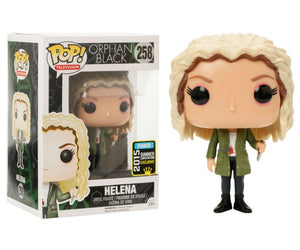 POP! TV: 258 Orphan Black, Helena SDCC 2015 *Damaged* 7/10