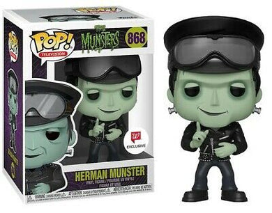 POP! Television: 868 The Munsters, Herman Munster (Walgreens)
