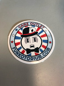 Game Outlet OG Sticker (Andy) 3""