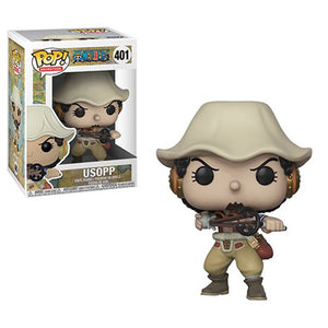 PRE-ORDER - 10/18 POP! Animation: 401 One Piece, Usopp