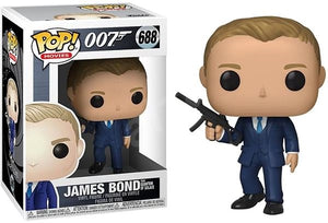 POP! Movies: 688 James Bond S2, James Bond (Quantum of Solace)