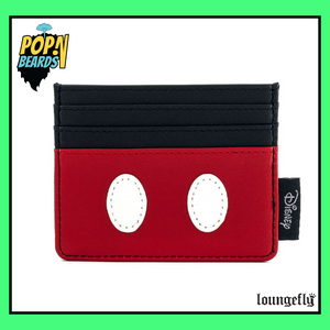 Loungefly: Disney, Mickey Mouse Cosplay Cardholder