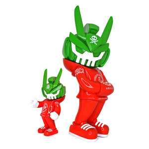 "TEQ63 Sketracha MegaTEQ 12"" By Sket-One x Quiccs x Martian Toys"