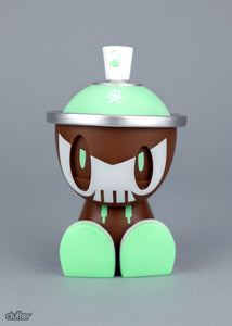Quiccs: Czee13 Canbot, Lil Qwiky (Minty Choco) (250 PCS) (5.5-Inch)