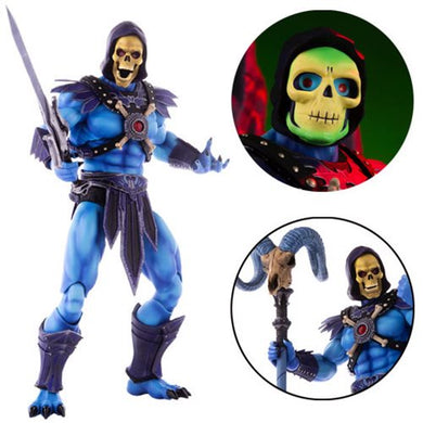 Masters of the Universe Skeletor 1:6 Scale Action Figure Free Shipping