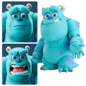 Monsters Inc. Sulley Nendoroid Deluxe Action Figure