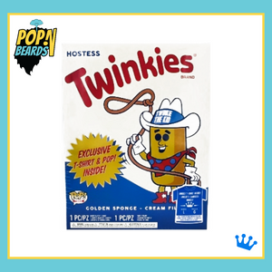 POP! Tees: Hostess Twinkies, Twinkie The Kid (LG) (Includes Pop!)