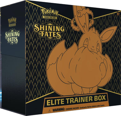 Pokemon: Trading Card Game, Shining Fates (Elite Trainer Box)