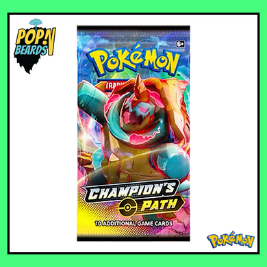 Pokemon: Champions Path Booster Pack