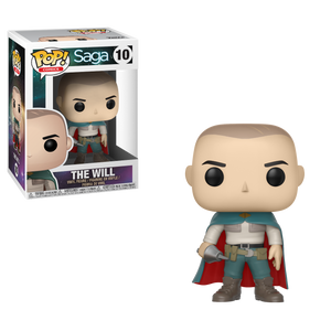 POP! Comics: 10 Saga, The Will