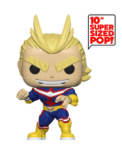"PRE-ORDER - 08/2020 POP! Animation: MHA, All Might (10"")"