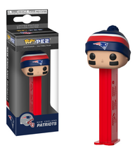 POP! PEZ: NFL, New England Patriots