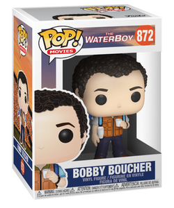 POP! Movies: 872 The Waterboy, Bobby Boucher