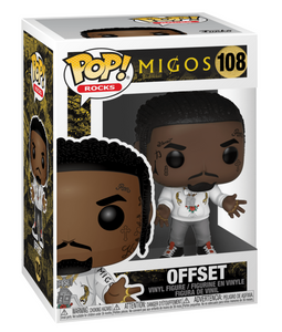 POP! Rocks: 108 Migos, Offset