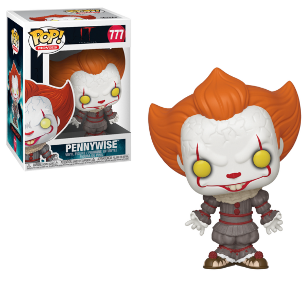 POP! Movies: 777 IT Chapter 2, Pennywise w/ Open Arms