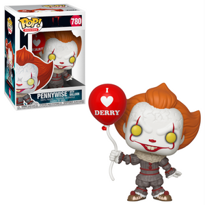 POP! Movies: 780 IT Chapter 2, Pennywise w/ Balloon