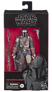 Hasbro Action Figure: Star Wars The Black Series, The Mandalorian