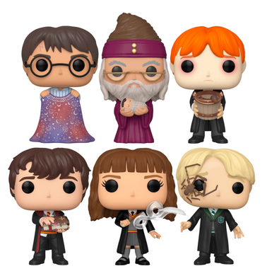 PRE-ORDER - POP! Harry Potter (Bundle of 6)