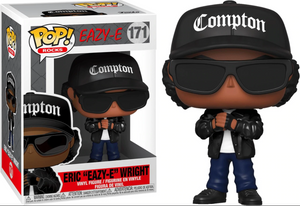 "PRE-ORDER - POP! Rocks: 171 Eric ""Eazy-E"" Wright"