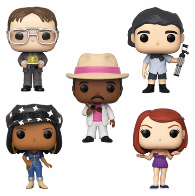 PRE-ORDER - POP! TV: The Office S2 (Bundle of 5)