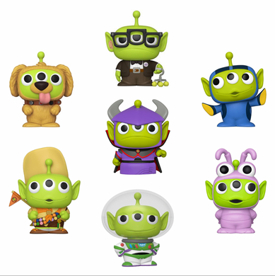 PRE-ORDER - POP! Alien Remix (Bundle of 7)
