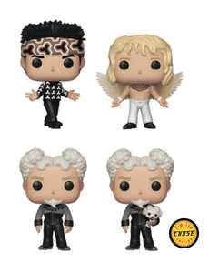 POP! Movies: Zoolander (w/Chase) (Bundle of 4)