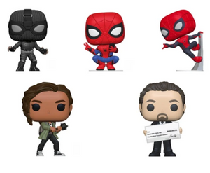 POP! Spider-Man: Far From Home (Bundle of 5)