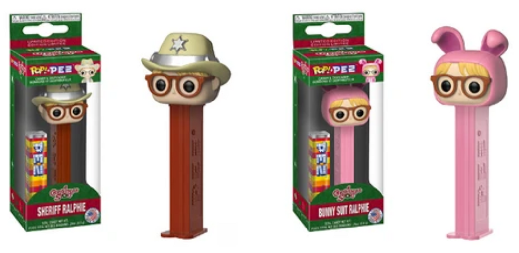 POP! PEZ: A Christmas Story (Bundle of 2)