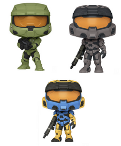 PRE-ORDER - POP! Games: Halo Infinite (Bundle of 3)