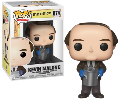 POP! Television: 874 The Office, Kevin Malone