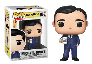POP! Television: 869 The Office, Michael Scott
