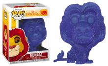 POP! Disney: 495 The Lion King, Mufasa (Spirit) (Pop In A Box) (Exclusive)