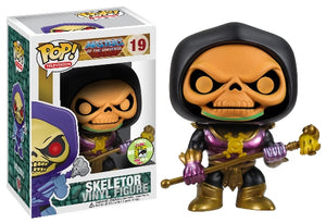 POP! Television: 19 Masters of the Universe, Skeletor (480 PCS) 2013 San Diego Comic Con Exclusive