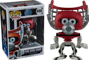 POP! Television: 490 Mystery Science Theater 3000, Tom Serv-Crow