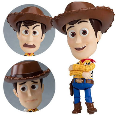 PRE-ORDER - 10/2019 Toy Story Woody Nendoroid Deluxe Action Figure