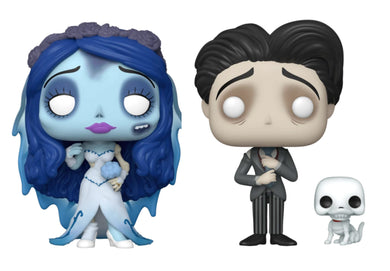 PRE-ORDER - POP! Movies: Corpse Bride (Bundle of 2)