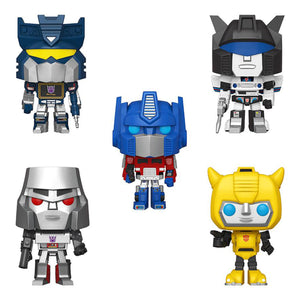 PRE-ORDER - POP! Vinyl: Transformers (Bundle of 5)