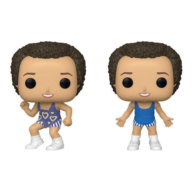 PRE-ORDER - POP! Icons: Richard Simmons (Bundle of 2)