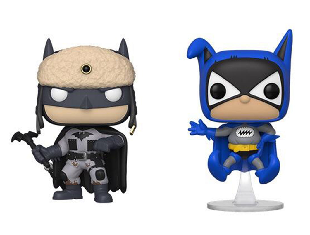 POP! Heroes: Batman 80th (Bundle of 2)
