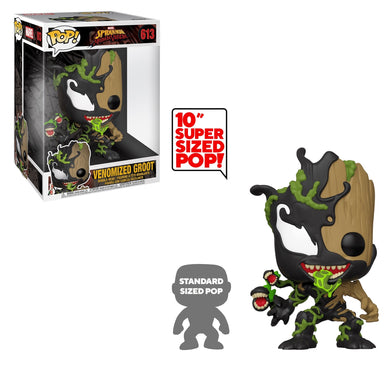 POP! Marvel: 613 Spider-Man Maximum Venom, Venomized Groot