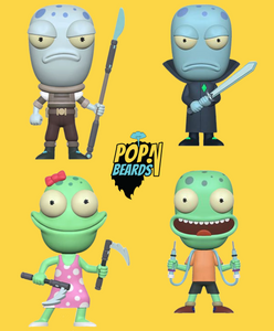 PRE-ORDER - POP! Animation: Solar Opposites, Bundle