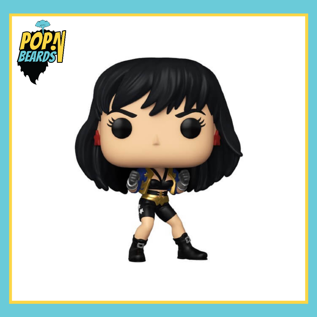 PRE-ORDER - POP! Heroes: Wonder Woman 80th, Wonder Woman (The Contest)