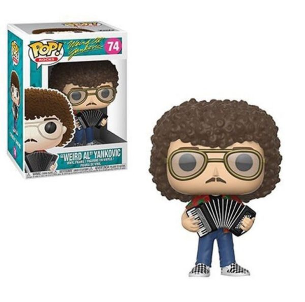 POP! Rocks: 74 Weird Al Yankovic