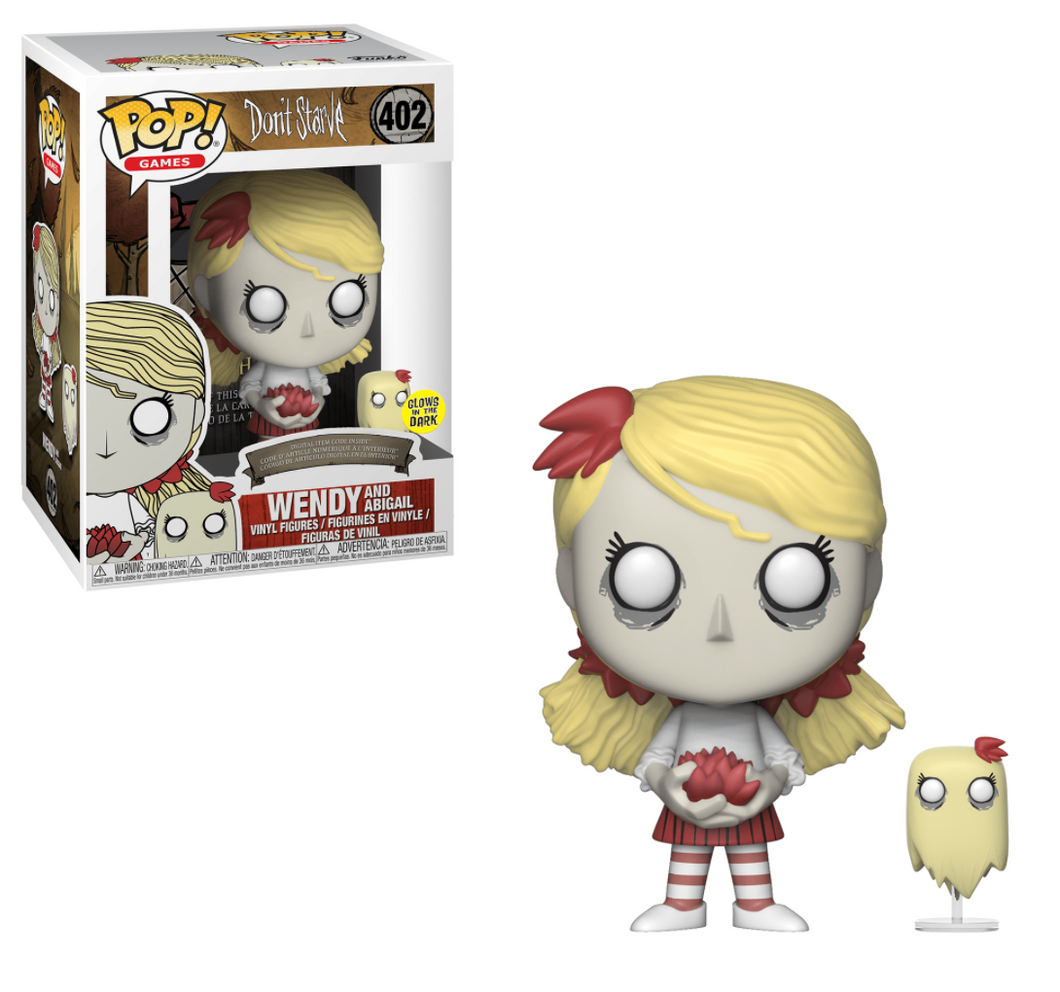 POP! Games: 402 Don't Starve, Wendy & Abigail (GITD)