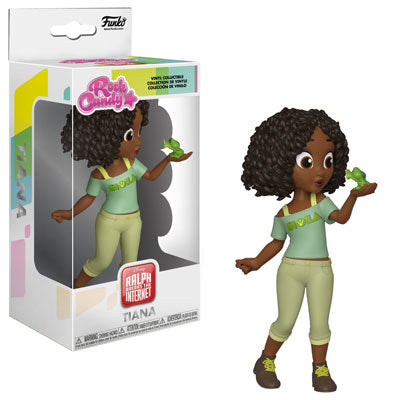 Rock Candy: Wreck-it Ralph, Tiana