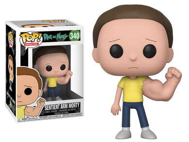 POP! Animation: 340 Rick and Morty, Sentient Arm Morty