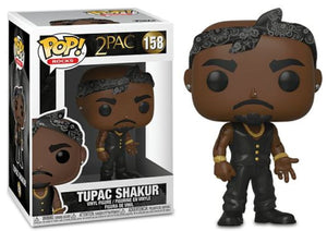 POP! Rocks: 158 Tupac Vest w/Bandana