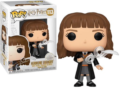 PRE-ORDER - POP! Harry Potter: 113 Hermione w/Feather