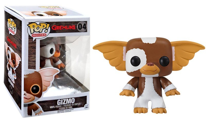 POP! Movies: 004 Gremlins, Gizmo